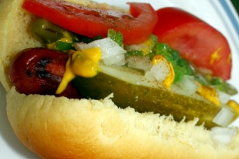 Hot Dog Pickle