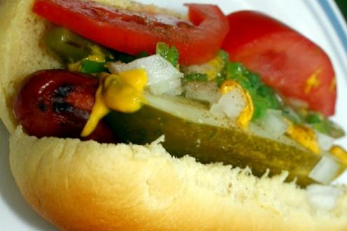 Hot Dog Pickle